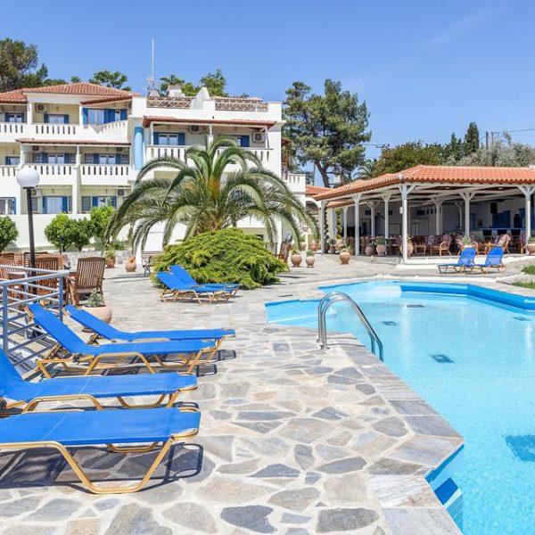 Hotel Stafylos Suites Ostria Boutique