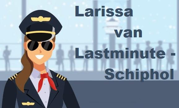 welkom aan boord van deze Last Minute vlucht
